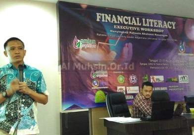 IIBF Bandar Lampung selenggarakan Workshop Financial Literacy