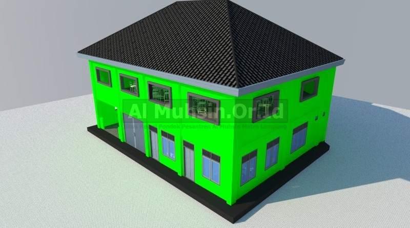 Al Muhsin akan membangun dapur putra dan asrama asatidz