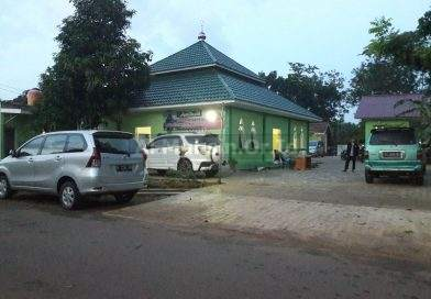 Pengajian Subuh PCM Wonosari Pekalongan di Masjid Abdul Aziz Ma'had Ali Lit Ta'hilil Mudarrisaat
