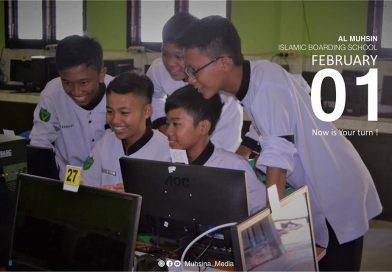 Pembukaan Penerimaan Calon Santri Baru Untuk Tahun Pelajaran 2019/2020