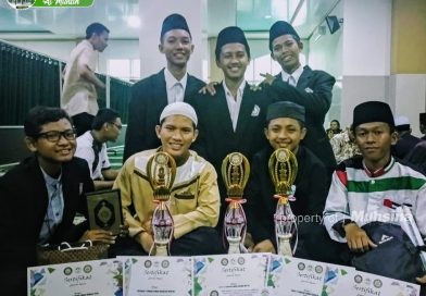Madrasah Aliyah Al Muhsin mengikuti Olimpiade Al Qur'an Ke VII yang diselenggarakan oleh STIT Darul Fatah